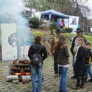 Pötzl Mühle - Tag der offenen Türe am 28.04.13
