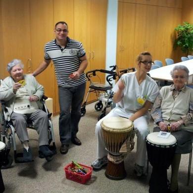 Pötzl Mühle - Musik mit Senioren